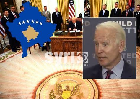 Joe Biden: Kosova duhet të jetë shtet i pavarur, - Syri ...