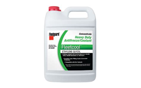conventional fleetcool cummins filtration