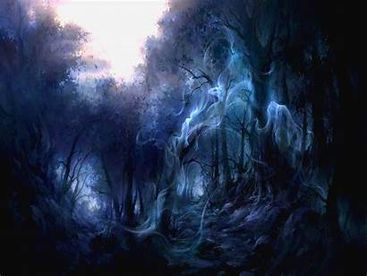 Gothic Abyss Ghost Dark Wallpapers Backgrounds Ghosts