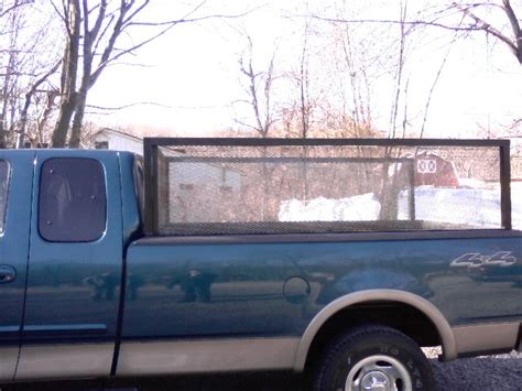 Truck Sideboards by Anyone Any Pics Of Sideboards For Up Trucks