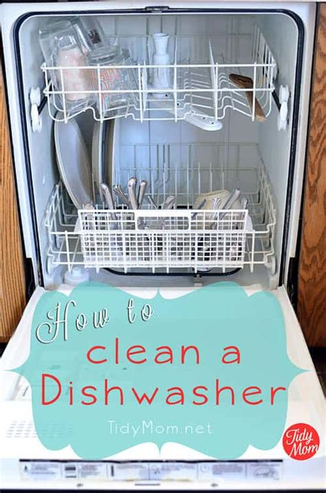 how to clean a dishwasher the best spring cleaning tips on pinterest princess pinky girl