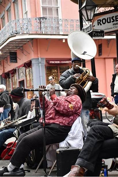 Orleans Street Royal Ketchens Clarinet Doreen Angeles