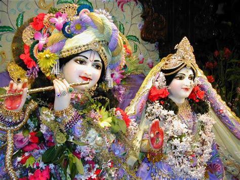 radha krishna iskcon temple pic wallpaper hd