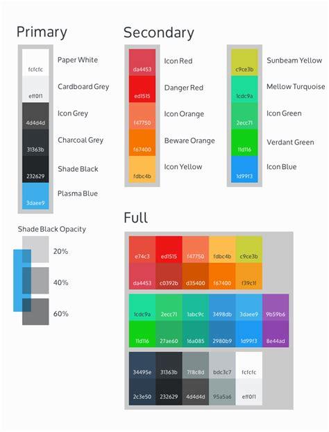plasma color kde visual design hig color kde community wiki