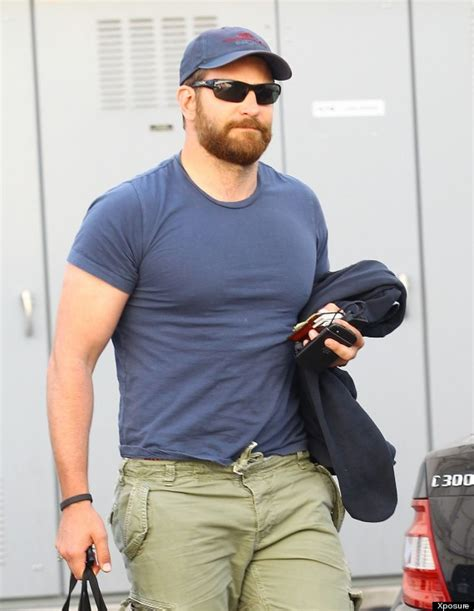 Bradley Cooper Is Unrecognisable After Beefing Up And Gaining 40lbs For Role In Clint Eastwood