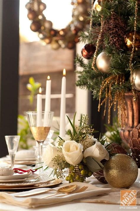 50 Stunning Christmas Tablescapes — Style Estate