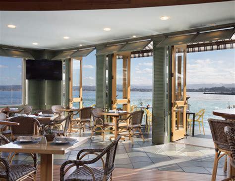 Monterey Plaza Hotel  Schooners Menu  Monterey Restaurants