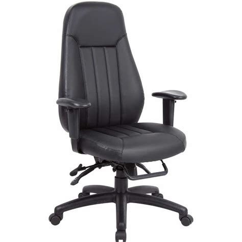 zeus heavy duty high back 24 hour use operators chair