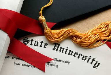 college  degree info