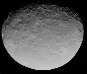 Bright Lights On Dwarf Planet Ceres