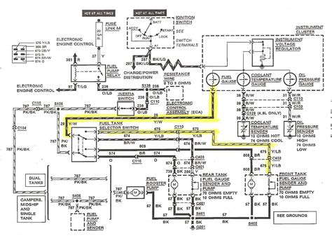 Wiring Schematic 1987 Ford F 250 by 1987 F700 Wiring Diagram Wiring Library