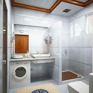 Kleines Badezimmer Modern Gestalten : kleines bad ideen 57 wundersch ne vorschl ge ~ Sanjose-hotels-ca.com Haus und Dekorationen