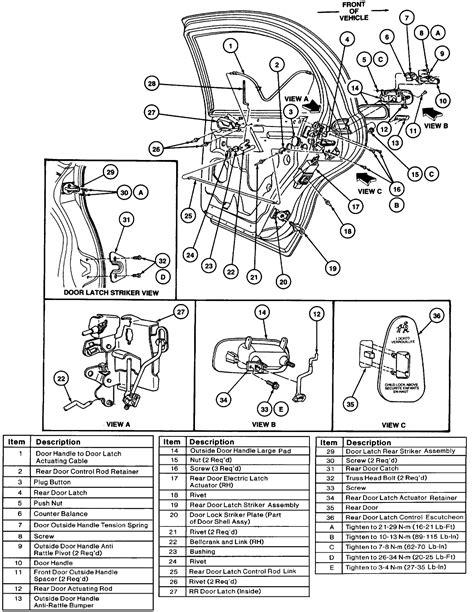 repair voice data communications 2001 bmw 525 parental controls 1989 lincoln continental driver door latch repair diagram service manual 2006 subaru outback