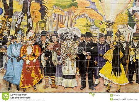 mural de diego rivera imagen editorial imagen de ciudad 26368170