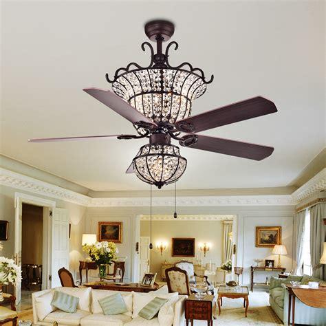 chandelier beautiful ceiling fan  chandelier
