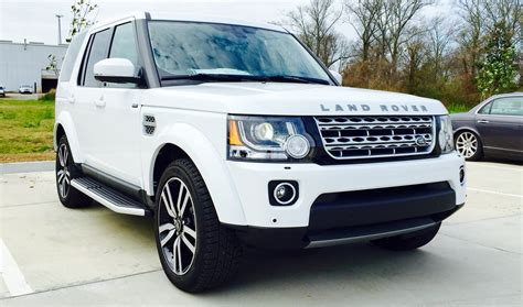 land rover lr4 white 2016 2015 land rover lr4 redesign autos post