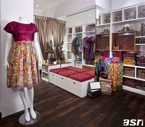 desain toko baju minimalis  keren model desain