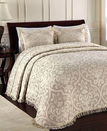 Macys Coverlets by Closeout All Brocade Bedspreads Quilts