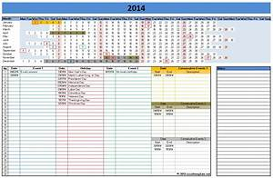 Calendar template 2014 excel sanjonmotel for Ms excel calendar template 2014