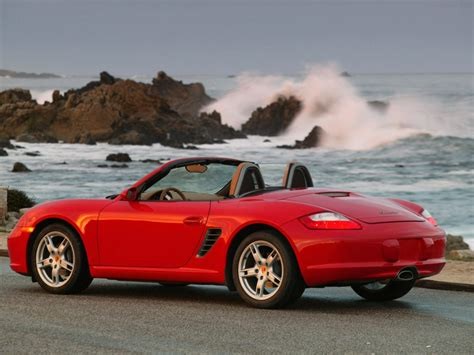 Porsche 987 Boxster 2005 Exotic Car Pictures 006 Of 11