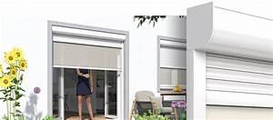 Volet Roulant Interieur Maison : volet roulant interieur maison free gamme visio with ~ Premium-room.com Idées de Décoration