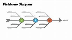 fishbone diagram templates for powerpoint powerslides With diagrams and charts themes business models puzzle diagrams stage