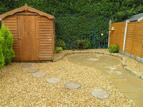 triyae low maintenance backyard landscape design