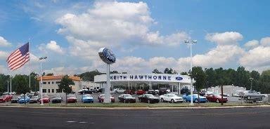 Suzuki Dealership Nc by Keith Hawthorne Ford Of Nc