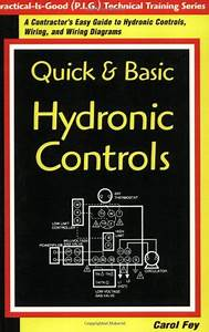 Quick Basic Hydronic Controls A Contractors Easy Guide To Hydronic Controls Wiring And Wiring Diagrams Practice Is Good Pig Technical Training Series By
