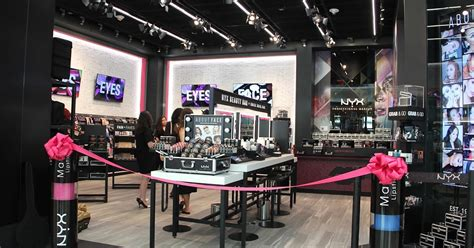 Garden State Plaza K Hit by Fashionably Nyx Cosmetics Store Opening At