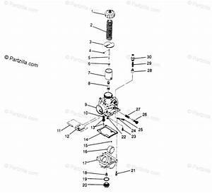29 Polaris Trailblazer 250 Parts Diagram