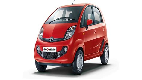 2018 tata nano xe car interior and exterior detailing specifications and price details review
