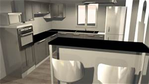 Sweet Home 3d Sans Telechargement : la cuisine le blog de al dconstruction ~ Premium-room.com Idées de Décoration