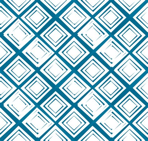 Geometric colorful seamless pattern texture design vector