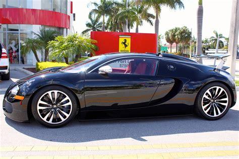 Used 2010 bugatti veyron coupe for sale. Used 2010 BUGATTI VEYRON EB 16.4 SANG NOIR For Sale   Fort Lauderdale FL