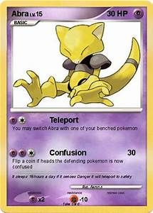 Pokemon Abra 105
