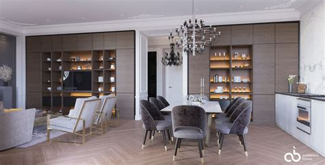 A Simple, Modern Apartment In Moscow : Home Design Ideas