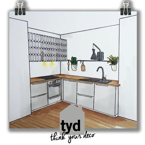 vervenne cuisine une cuisine dans une pièce à vivre tyd think your deco