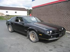 1984 Chevrolet Camaro - Exterior Pictures