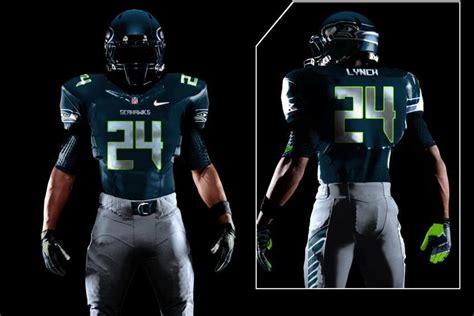 seattle seahawks  uniforms   unveiledor
