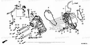 Honda Side By Side 2016 Oem Parts Diagram For Sub