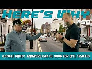 Here's Why Google Direct Answers Can Be Good For Site ...