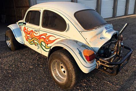 Blue Thunder: 1973 Volkswagen Baja Bug - Barn Finds