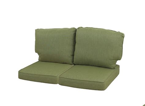 ty pennington patio furniture cushions ty pennington style parkside replacement loveseat cushion