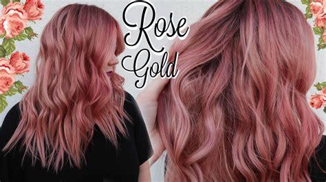 Matrix Metallic Rose Gold