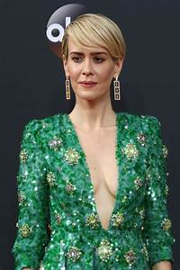 Sarah Paulson Is Duana39s Best Dressed At 2016 Emmy Awards