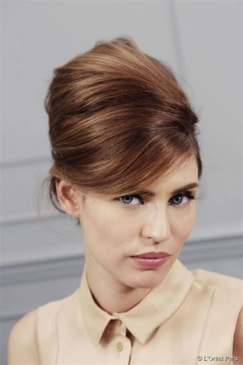 Vintage Updo Hairstyles by 11 Easy Vintage Hairstyles That Are A Cinch To Do We