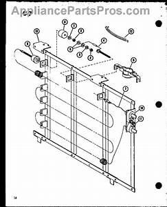 Parts For Amana Es7p2ma    P9931510r  Page 2 Parts