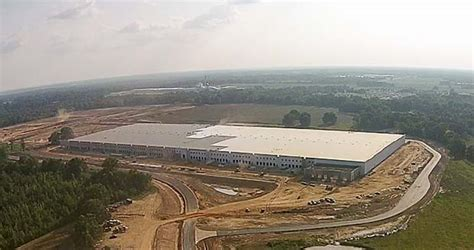 volvo opens mississippi distribution center todays