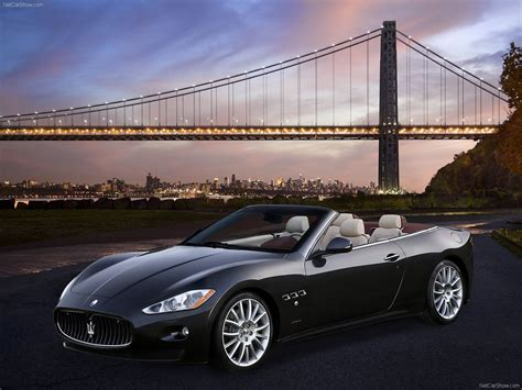 Maserati Grancabrio With Stunning Backdrop 10 Carhoots